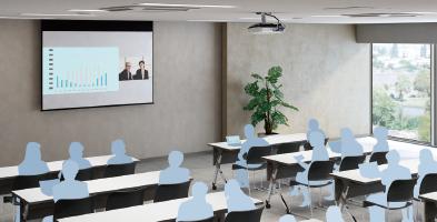 双画面投影 - Epson CB-950WH产品功能