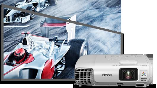 画质真彩高亮 - Epson CB-950WH产品功能