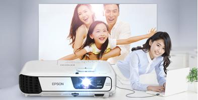 自动信号源搜索 - Epson CB-W32产品功能
