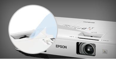 数字对焦 - Epson EB-C754XN产品功能