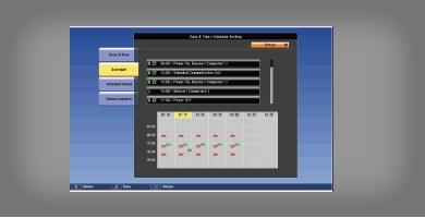 日程管理功能 - Epson EB-C754XN产品功能
