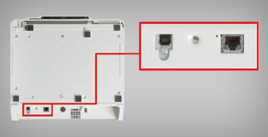标配网络接口 - Epson TM-C3520产品功能
