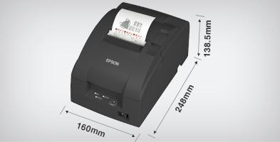 精巧设计 随处适用 - Epson TM-U330产品功能