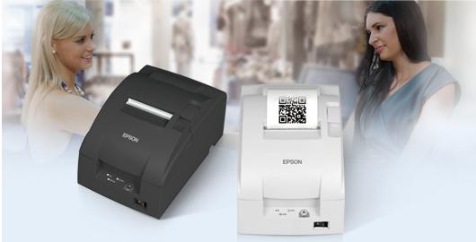 高速 小巧 可靠 - Epson TM-U330产品功能