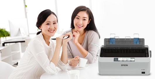 智能打印 - Epson LQ-300KH产品功能