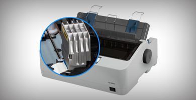 稳定耐用 - Epson LQ-300KH产品功能