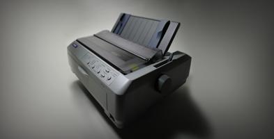 可靠的产品性能 - Epson LQ-590K产品功能