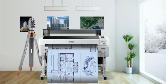 高质量 高效性 易用性 - Epson SureColor T7280D产品功能