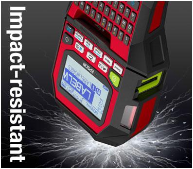 便捷图纸优化工程v图纸爱普生标签机LW-Z900工业标签@表示什么?图片