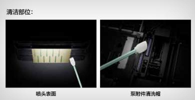 快捷的用户维护 - Epson SureColor P10080产品功能