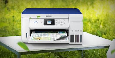 綠色環保 使用更安心 - 墨倉式?L4165產品功能