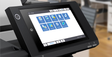 9英寸大操作面板 - Epson WF-C21000a产品功能