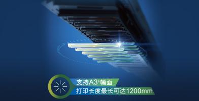 色彩稳定,多介质输出 - Epson WF-C21000a产品功能