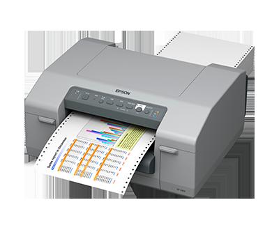 Epson GP-C832 - 标签打印机