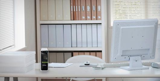 小巧便携 节省空间 - Epson LW-600P产品功能
