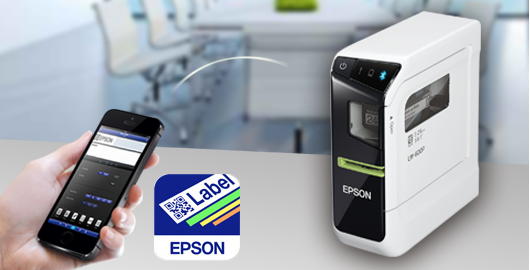 智能操作 简单便捷 - Epson LW-600P产品功能