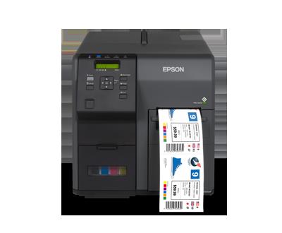 Epson TM-C7520G - 标签打印机