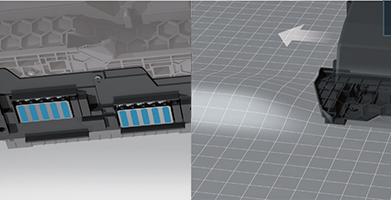 喷头保护装置 - Epson F9480H产品功能