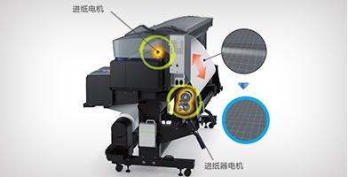 增加走纸张力最小等级,更能适应打印轻薄纸张 - Epson F9480H产品功能
