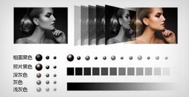 4 级黑色墨水技术 - Epson SureColor P20080产品功能