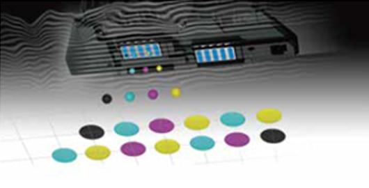 减少气流对精准墨滴定位的影响 - Epson SureColor S80680产品功能