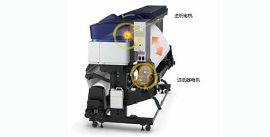 先进的张力自动控制 - Epson SureColor S80680产品功能