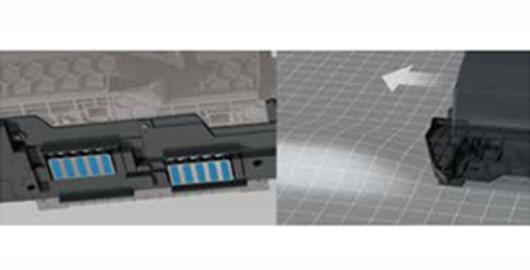 喷头保护装置 - Epson SureColor S80680产品功能