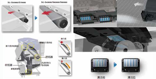 稳定性和可靠性 - Epson SureColor S80680产品功能