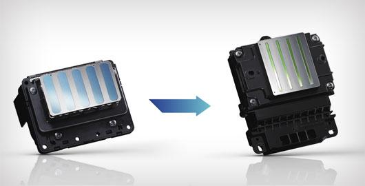 工作效率,再创新高 - Epson SureColor T5180N产品功能