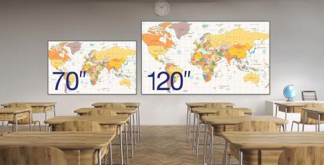120寸超大画面投影 - Epson CB-735F产品功能