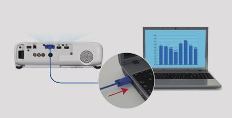 自动开机,直接关机 - Epson CB-FH06产品功能