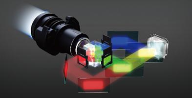 3LCD技术带来高品质影像 - Epson CB-G7400U产品功能
