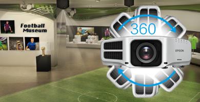 360度灵活安装 - Epson CB-G7900U产品功能
