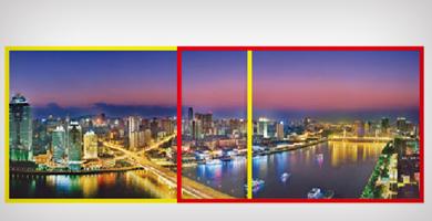 色彩匹配/亮度等级 - Epson CB-G7500U产品功能