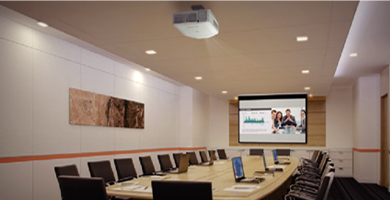 双画面并列投影 - Epson CB-G7500U产品功能