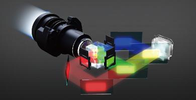 3LCD技术带来高品质影像 - Epson CB-G7100 NL产品功能