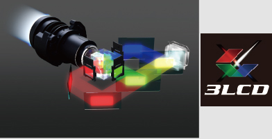 3LCD技术带来高品质影像- Epson CB-L1060U产品功能