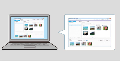 Epson Projector Content Manager - Epson CB-L1070U产品功能