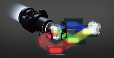 3LCD技术带来高品质的影像 - Epson CB-L1100U产品功能