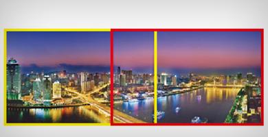 内置多画面投影系统 - Epson CB-L1300U产品功能