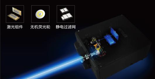 20,000小時*1*2 免維護光源 - Epson CB-L20000U產品功能