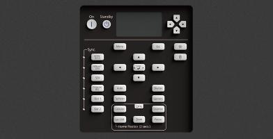 狀態監控屏,信息隨時掌握 - Epson CB-L20000U產品功能
