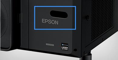 內置色彩校正系統 - Epson CB-L25000產品功能