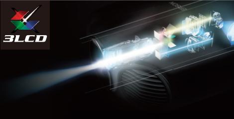 3LCD成像技术 - Epson EF-11产品功能