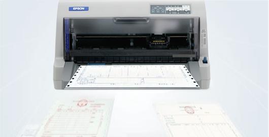 高速输出 事半功倍 - Epson LQ-82KF产品功能
