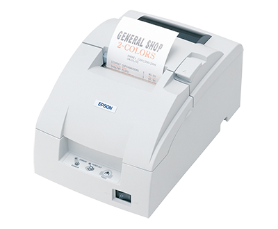 Epson TM-U288 - 微型打印机