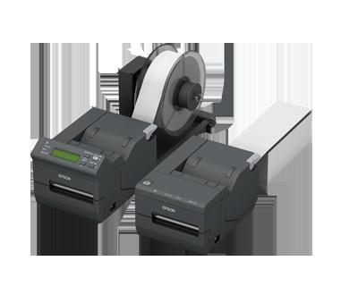 Epson TM-L500A - 微型打印机