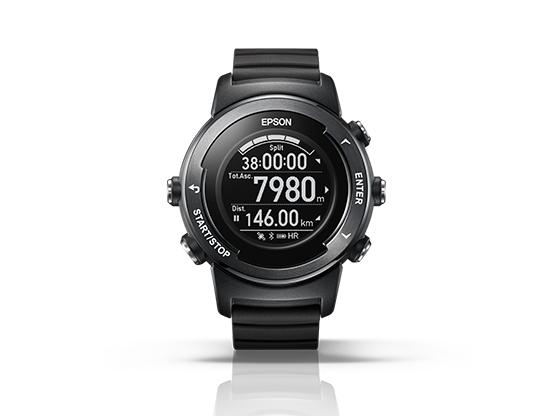 EpsonProSense X-100蓝宝石 - GPS运动手表